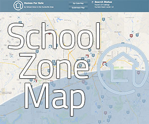 HUntsville School Zone Map