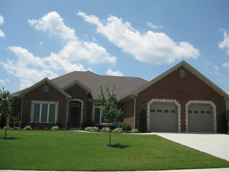 The liberty knoll neighborhood subdivision for Liberty home builders