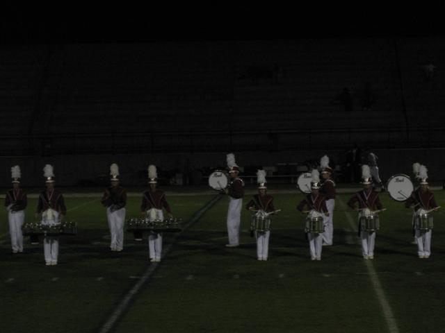 bjhs game drumline