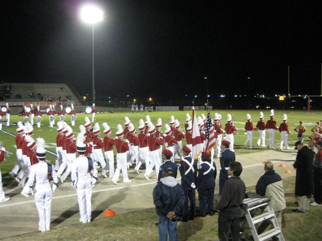 bob jones marching band practice and games 030