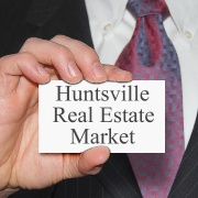 Huntsville Real Estate Market Business Card