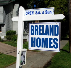 Breland Homes Ashbury Subdivision