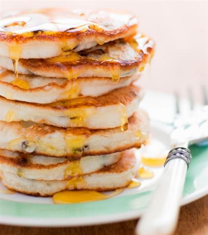 pancakeStack
