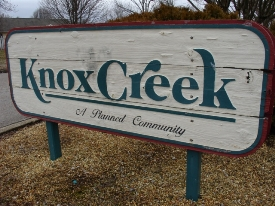 Knox Creek Madison Alabama
