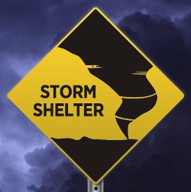 Homes with Storm Shelters