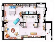 Stunning The Waltons House Floor Plan Contemporary - Best interior ...