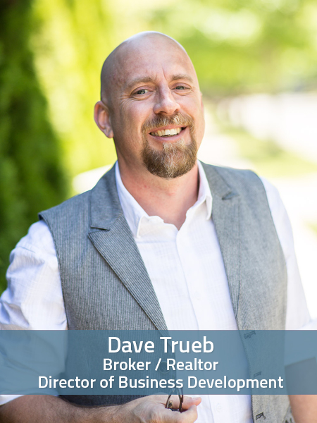 Dave Trueb Realtor at homes realty group