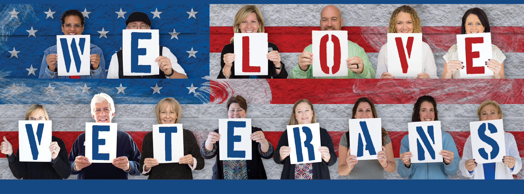 We Love Veterans 2014 AT HOMES REALTY