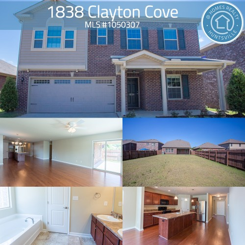 1838 Clayton Cove