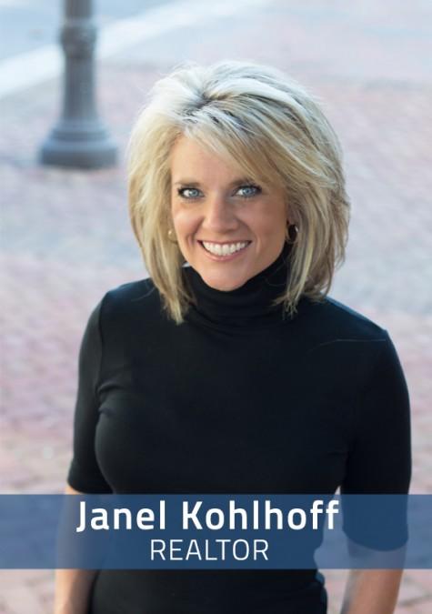 Janel Kohlhoff sidebar