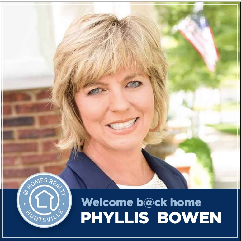 Phyllis Bowen, @ Homes Realty Group