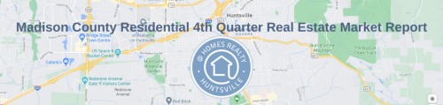 Madison County Residential 4th Quarter Real Estate Market Report